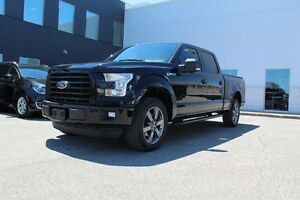 2016 Ford F-150 FX4 CREW 4X4 *SIEGES CHAUFFANTS/CAMERA RECUL*