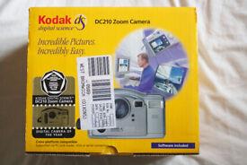 Kodak DC 210 1.0 MP Digital Camera