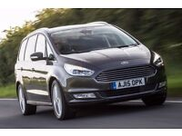 FORD GALAXY FOR HIRE UBER READY FROM £220 PER WEEK INC FULL COMP INSURANCE & RAC