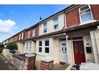 FURNISHED FOUR DOUBLE BEDROOM HOUSE TO RENT IN WORTHING - IDEAL FOR SHARERS OR STUDENTS