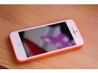 Phone 5c Pink on EE/Virgin/Asda/CoOp