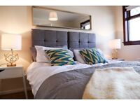 Three Bedroom short stay apartments Chesterfield Fully serviced