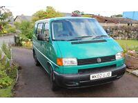 Volkswagon T4 Transporter Camper Van