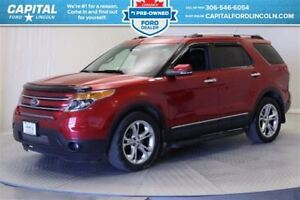 2012 Ford Explorer Limited 4WD PST PAID