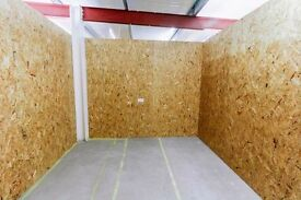 New Creative Workshop and Studio Space Near Temple Meads   24hr Access   £160/Month   Studio 11