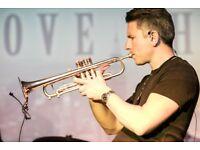 Trumpet/Flugelhorn Player - Gigs, Sessions, Funerals, Fanfares, Asian Weddings