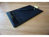 Wacom Bamboo Tablet and Pen (w/ Touch Input)