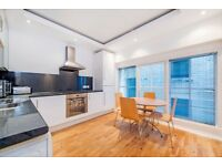 Very spacious and contemporary 1 double bedroom flat in this converted mews property in Marylebone