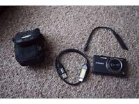 Samsung SH100 Digital Compact Camera (not nikon canon )