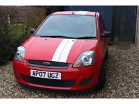 2007 Ford Fiesta Style 1.2
