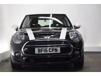 MINI HATCH COOPER 2.0 COOPER S 3d AUTO 189 BHP (black) 2015
