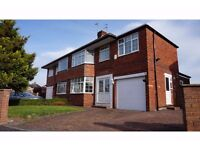 4 bed room house to let in Manchester near the airport
