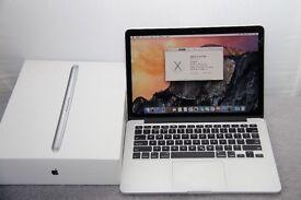  Apple Macbook pro 13 2015 2.9GHz i5 8GB Ram 500GB SSD