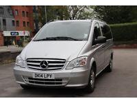 2014 Mercedes-Benz, VITO, MPV, Automatic, 2143 (cc), 5 doors