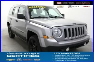"2015 Jeep PATRIOT 4WD Altitude *MAGS 17"" AIR CLIM*"