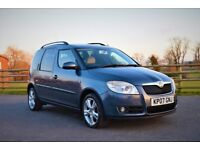 Skoda Roomster 1.9 TDI PD 3 5dr £2,395 p/x welcome 2007 (07 reg), MPV