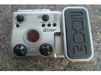 Zoom G1XN Guitar Effects Pedal