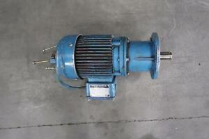 Uknown 0.5hp Industrial Electric Motor
