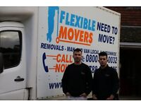 Walsall Van and Man company, Reliable Removals in Walsall from £35 p h