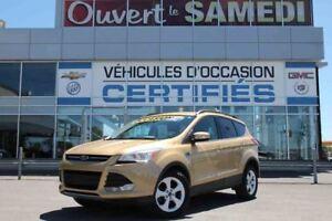 2015 Ford Escape 265$/MOIS  0$ COMPTANT ECOBOOST