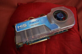 Graphic Card HIS 6950 IceQ 2GB GDDR5 PCI-E 2xDVI/HDMI/2xMini DP