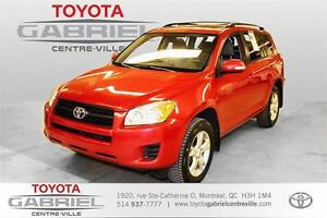 2012 Toyota RAV4 TOURING  4WD AC + BLUETOOTH +TOIT OUVRANT + MAG