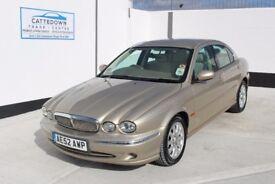 Jaguar X-Type 2.5 V6 SE (AWD) 4dr - 12 MONTHS MOT - FULL SERVICE - 2 KEYS