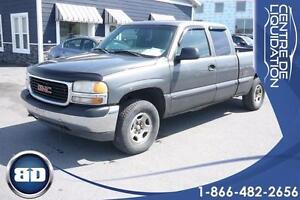 2001 GMC Sierra 1500 4X4 AUTOMATIQUE