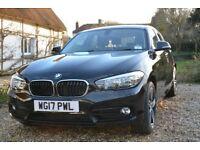 BMW 1 Series 1.5 116d Sport Sports Hatch 5dr - BMW Warranty + Special Free BMW Service to 2020