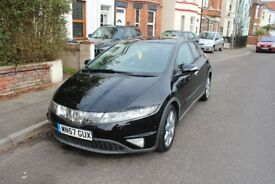 Honda Civic 2.2 i-CTDI Low milage 68000