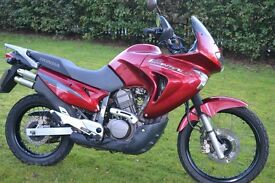 2007 Honda Transalp XLV650, 3769 miles only..A1 condition.