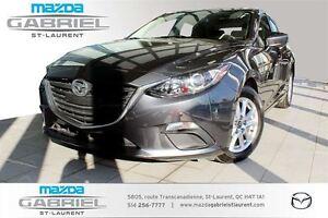 2015 Mazda MAZDA3 SPORT + 20 500KM  GARANTIE KM ILIMITE + 1 PROP