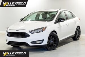 2018 Ford Focus 2018 Ford Focus MAGS/TOIT OUVRANT/GPS!