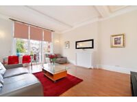 VERY SPACIOUS TWO BEDROOM FLAT FOR LONG LET IN MAIDA VALE**PLENTY OF STORAGE SPACE**BALCONY**