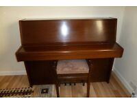 Chappell D Upright Piano