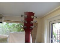 Vintage Company uk made Gibson SG style Guitar