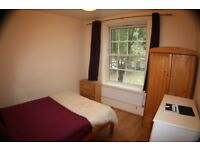 **BEAUTIFUL DOUBLE AVAILABLE NOW IN 4 BED FLAT**