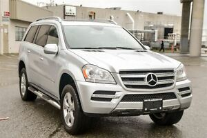 2010 Mercedes-Benz GL-Class GL450 4MATIC LANGLEY LOCATION