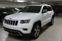 2014 Jeep Grand Cherokee LIMITED 4X4 *CUIR/TOIT/NAV*