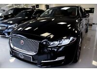 Wedding / chauffer car hire Jaguar XJ Portfolio LWB