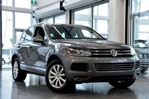 2014 Volkswagen Touareg 3.6L Highline + CUIR + TOIT PANO + NAVI