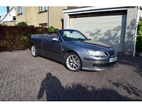 Saab 9-3 Aero Convertible (low mileage) FSH