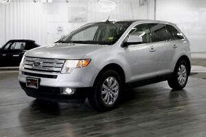 2009 Ford Edge Limited, Panoramic Roof, Heated Leather Seats, Co