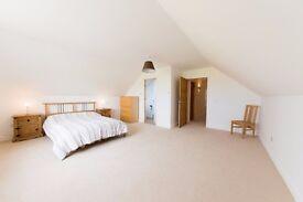 Large ensuite double bedroom for short term rent