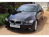 BMW, 3 SERIES, Convertible, 2009, Manual, 1995 (cc), 2 doors