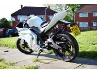 Yamaha YZF R125 12 MONTHS MOT GREAT CONDITION