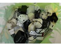 Reduced Price bags various adaptors and chargers