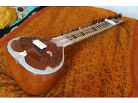 Sitar - authentic Indian string instrument