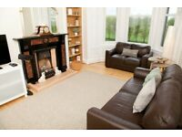 Short Term Let - Spacious one bedroom flat located next to Harrison Park in Shandon (468)