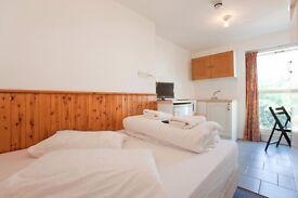 Double studio Swiss Cottage for Short Lets £320 per week
